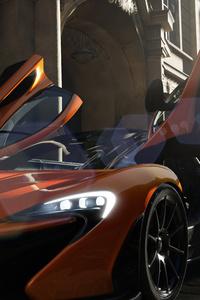 McLaren Forza Motosport