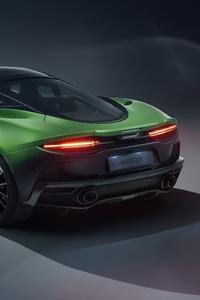 1080x1920 McLaren MSO 2020 GT Verdant 8k