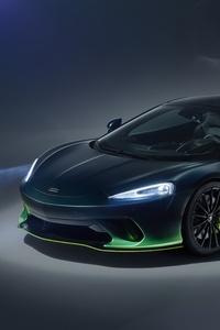 1280x2120 McLaren MSO 2020 GT Verdant