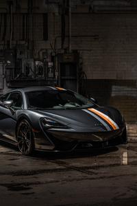 McLaren MSO 570S Coupe 4k