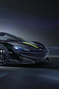 2160x3840 McLaren MSO 600LT Spider 5k