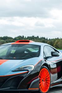 McLaren MSO 675LT Gulf Racing Theme 2018