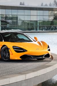 McLaren MSO 720S Spa 68 2019
