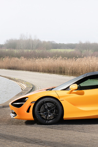 McLaren MSO 720S Spa 68 2019 Side View