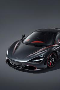 McLaren MSO 720S Stealth Theme 2018