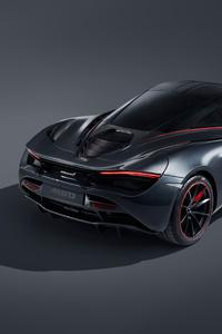 McLaren MSO 720S Stealth Theme 2018 4k