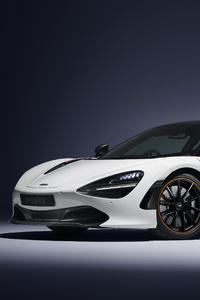 McLaren MSO 720S Track Theme 2018 4k