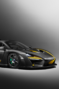 McLaren MSO Senna Carbon Theme 2018
