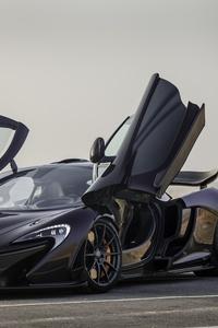 McLaren P1 5k