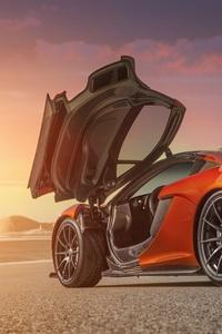McLaren P1 8k