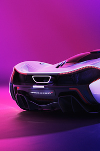720x1280 McLaren P1 Photoshoot