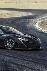 McLaren P1 XP7