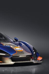 540x960 McLaren Senna GTR LM 825 Gulf Car 2020
