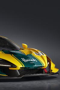 540x960 McLaren Senna GTR LM 825 Harrods Car 2020