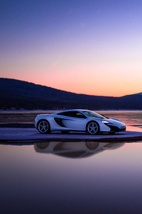 Mclaren Somewhere Peaceful 4k