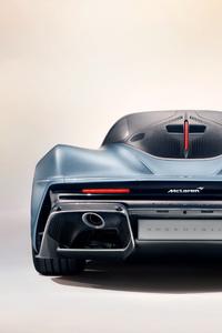 McLaren Speedtail 2018 Rear