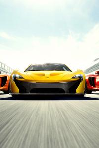 Mclaren Sports Cars