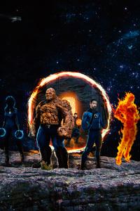 MCU Fantastic Four