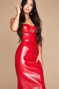 Megan Fox Basic Magazine 4k