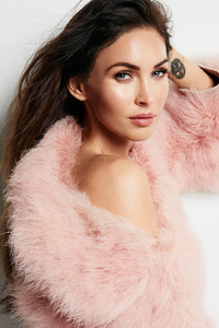 Megan Fox Cosmopolitan 2017 New