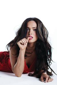 Megan Fox In Red Dress