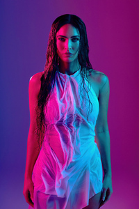 1080x2280 Megan Fox Instyle 5k