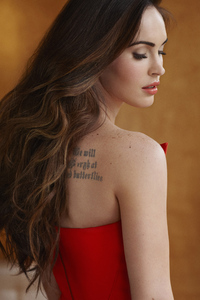 Megan Fox Marie Claire 4k