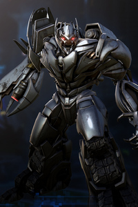 1440x2560 Megatron Transformers Forged To Fight