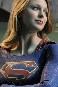 Melissa Benoist From Supergirl