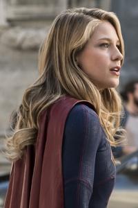 Melissa Benoist In Supergirl Season 3
