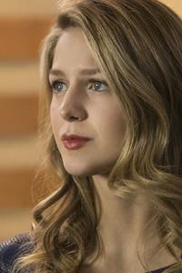 320x480 Melissa Benoist Supergirl Season 3