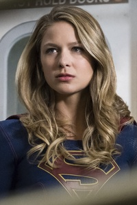 Melissa Benoist Supergirl Tv Show 2018