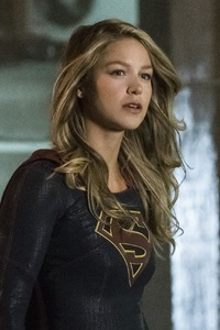Melissa In Supergirl Season 3 2018