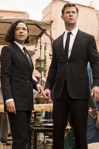 800x1280 Men In Black International Agent