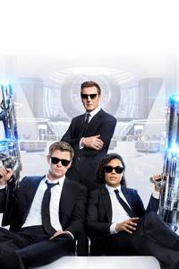Men In Black International Movie 5k