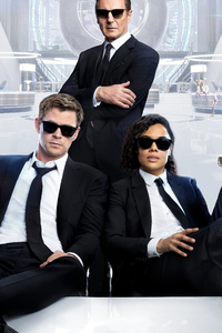 Men In Black International Movie