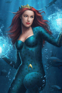 Mera New Artwork