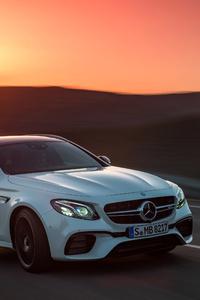 Mercedes AMG E 63 S 4MATIC Estate 2017