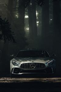 Mercedes Amg Gt 2018