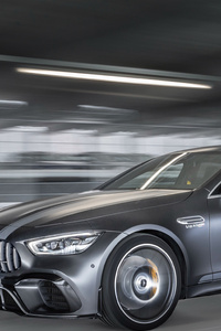 Mercedes AMG GT 63 S 4MATIC 4 Door Coupe Edition 1