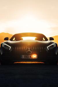 Mercedes AMG GT C 2018