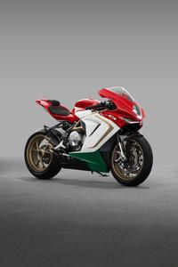 800x1280 Mercedes AMG GT MV Agusta F3 Agostini 8k