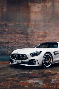 640x1136 Mercedes AMG GT R 2018 4k