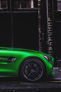 Mercedes AMG GT R 2018 5k