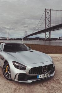 Mercedes Amg Gt R 4k 2018