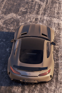 Mercedes AMG GT R Project CARS 2