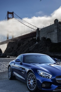 Mercedes AMG GT S 2019