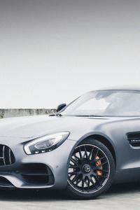 720x1280 Mercedes Amg Gt S 4k