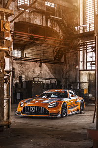 Mercedes AMG GT3 2019 New