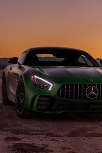 Mercedes Amg Gtr 8k
